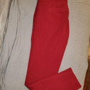 NYC skinny ankle pants